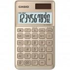 Calcolatrice tascabile SL-1000SC Casio - oro - SL-1000SC-GD