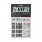 Calcolatrice tascabile EL-W211GGY Sharp - EL-W211GGY