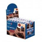 Brownie chocolat Bahlsen - cioccolato - 34500 (conf.32)