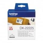 Brother - Nastro adesivo - Nero/Bianco - 38mm x 30,48mt