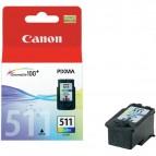 Canon - Cartuccia ink - C/M/Y - 2972B001 - 240 pag