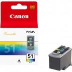 Canon - Cartuccia ink - C/M/Y - 0618B001 - 560 pag