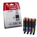 Canon - Cartucce ink - C/M/Y/K - 6509B008 - 7ml cad