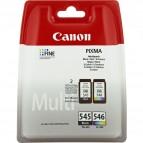 Canon - Cartucce ink - C/M/Y/K - 8287B005 - C/M/Y 180 pag / K 180 pag