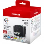 Canon - Cartucce ink - C/M/Y/K - 9254B004 - C 1.295 pag / M 1.520 pag / Y 2.500 pag / K 1.755 pag