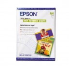 Epson - Self-Adhesive Photo Paper - A4 - 10 Fogli - C13S041106