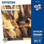 Epson - Matte Paper Heavy Weight - A4 - 50 Fogli - C13S041256