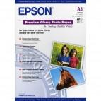 Epson - Carta fotografica lucida Premium - C13S041315