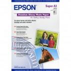 Epson - Carta Fotografica Lucida Premium - C13S041316