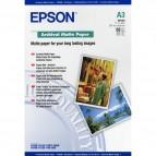 """Epson - Carta """"matte"""" da archivio fotografico - C13S041344"""