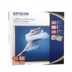 Epson - Ultra Glossy Photo Paper - 13x18cm - 50 Fogli - C13S041944
