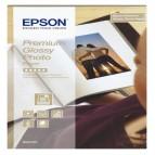 Epson - Premium Glossy Photo Paper - 10x15cm - 40 Fogli - C13S042153