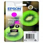 Epson - Cartuccia ink - 202XL - Magenta - C13T02H34010 - 8,5ml