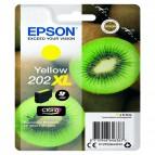 Epson - Cartuccia ink - 202XL - Giallo - C13T02H44010 - 8,5ml