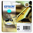 Epson - Cartuccia ink - 16 - Ciano - C13T16224012 - 3,1ml