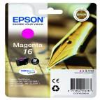 Epson - Cartuccia ink - 16 - Magenta - C13T16234012 - 3,1ml