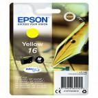 Epson - Cartuccia ink - 16 - Giallo - C13T16244012 - 3,1ml