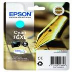 Epson - Cartuccia ink - 16XL - Ciano - C13T16324012 - 6,5ml