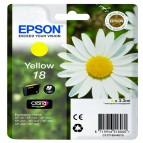 Epson - Cartuccia ink - 18 - Giallo - C13T18044012 - 3,3ml