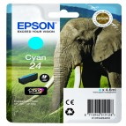Epson - Cartuccia ink - 24 - Ciano - C13T24224012 - 4,6ml