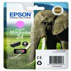 Epson - Cartuccia ink - 24 - Magenta chiaro - C13T24264012 - 5,1ml