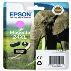Epson - Cartuccia ink - 24XL - Magenta chiaro - C13T24364012 - 9,8ml