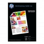 Hp - Confezione da 150 Fogli Carta professionale per stampe laser Hp lucida 150 g/m² A4/210 x 297 mm - CG965A