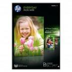 Hp - Confezione da 100 Fogli Carta fotografica lucida Hp Everyday A4/210 x 297 mm - Q2510A