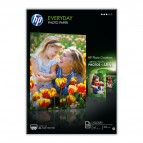 Hp - Confezione da 25 Fogli Carta fotografica lucida Hp Everyday A4/210 x 297 mm - Q5451A