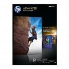 Hp - Carta fotografica lucida Hp Advanced Photo Paper-25 Fogli/A4/210 x 297 mm - Q5456A