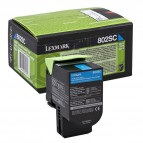 Lexmark/Ibm - Toner - Ciano - 80C2SC0 - return program - 2.000 pag
