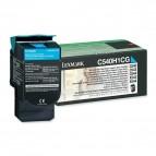 Lexmark/Ibm - Toner - Ciano - C540H1CG - return program - 2.000 pag