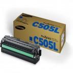 Hp/Samsung - Cartuccia - Ciano - CLTC505L/ELS - 3.500 pag