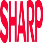 Sharp - Toner - Ciano - MX61GTCA - 24.000 pag