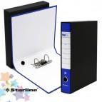 Registratore Starbox sfuso - dorso 5 cm - protocollo 23x33 cm - blu - Starline