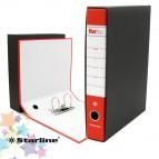 Registratore Starbox - dorso 5 cm - protocollo 23x33 cm - rosso - Starline