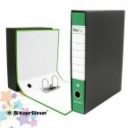 Registratore Starbox sfuso - dorso 5 cm - protocollo 23x33 cm - verde - Starline