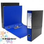 Registratore Kingbox - dorso 5 cm - protocollo 23x33 cm - blu - Starline