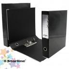 Registratore Kingbox - dorso 5 cm - protocollo 23x33 cm - nero - Starline