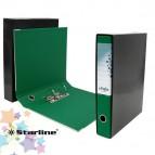 Registratore Kingbox - dorso 5 cm - protocollo 23x33 cm - verde - Starline