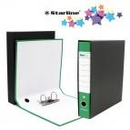 Registratore Starbox - dorso 5 cm - commerciale 23x30 cm - verde - Starline
