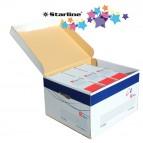 Scatola archivio ST-box - con coperchio - 375x265x430 mm - Starline