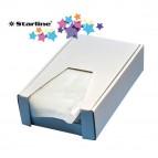 Buste adesive portadocumenti C4 - 320x250 mm - Eco Starline - conf. 250 pezzi